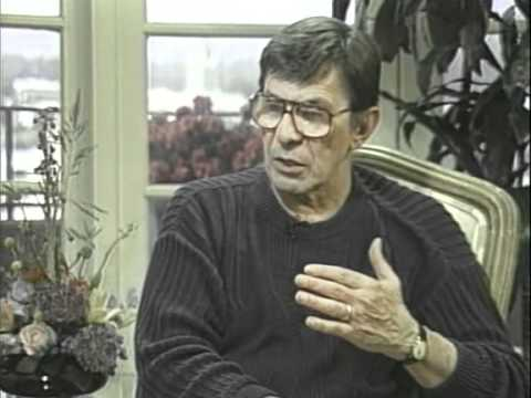 Leonard Nimoy interview