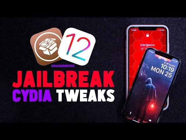Top 100 iOS 12 Cydia Tweaks for iOS 12 1 2 Unc0ver Jailbreak