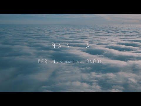 M A  N   I    A Tour - Europe 2018