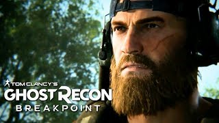 Ghost Recon Breakpoint - World Premiere Full Mission Official Alpha Gameplay Demo