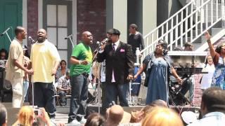 hezekiah walker knott s berry farm gospel fest kjlh radio