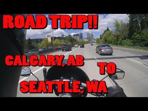 Calgary, AB To Seattle, WA