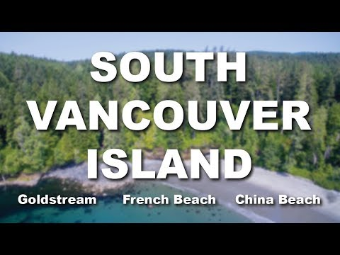 South Vancouver Island Drone Day Trip