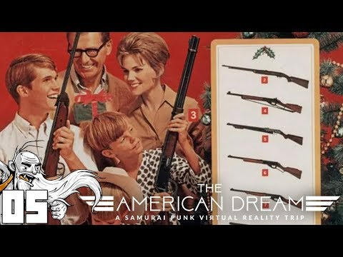 "HOME PROTECTION...AMERICAN STYLE!!!"" - Let's Play The American Dream VR Gameplay"