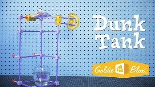 Repeat youtube video How to Build the Dunk Tank