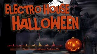Electro House Halloween Mix (actual Halloween Edm Music)