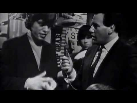 Brian Jones & Mick Jagger interview 1965