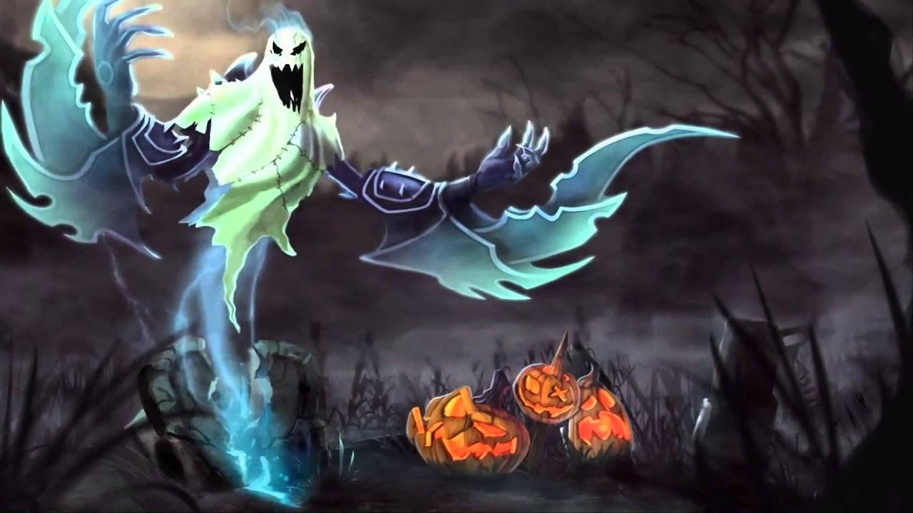 Haunting Nocturne Harrowing 2011 League Of Legends Login ...