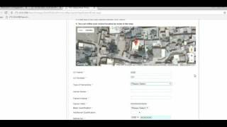 fas phase 11 online application how to fill the online form