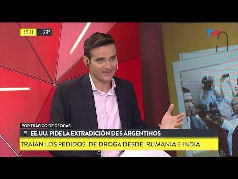 EE.UU. Pide La Extradición De 5 Argentinos