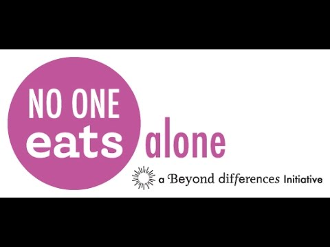 "East Canton Middle School ""No One Eats Alone"" 2016"