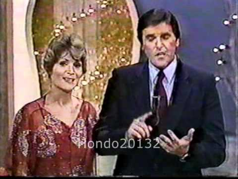 Wheel of Fortune 12/25/1981 - clip of Woolery's final ...
