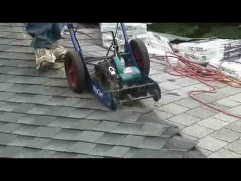 Ripcart For Roofing Tear Off Youtube