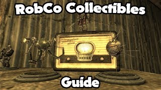 Fallout 3 RobCo Collectibles Guide | Bobblehunt