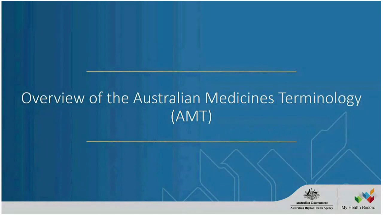Linking AMT and NPC: Improving Medicines Management and