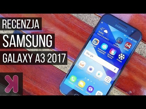 Samsung Galaxy A3 (2017) | TEST