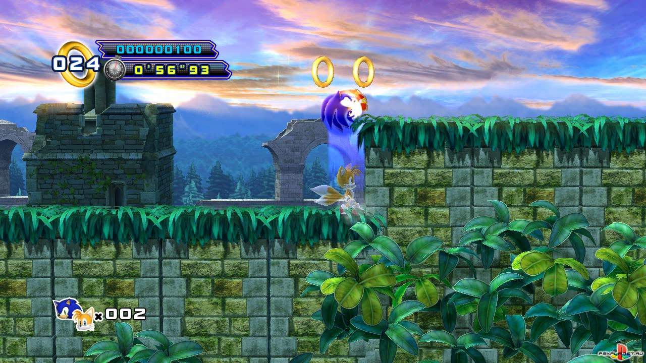 sonic the hedgehog ps3 gameplay