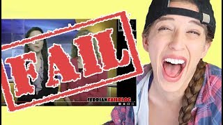 Reacting to Newscaster Fails