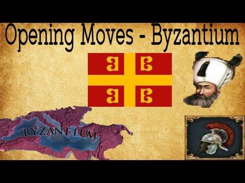 EU4 - Opening Strategy for Byzantium