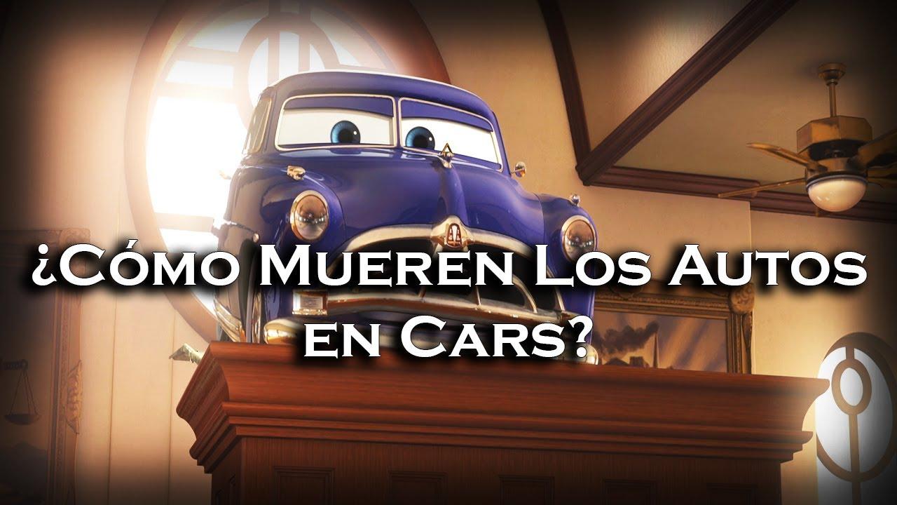 | ¿Cómo Mueren los Autos en Cars? | ¿Dónde Está Su Cerebro? | Teoría Pixar |
