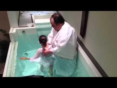 FBC Stantonsburg Baptism