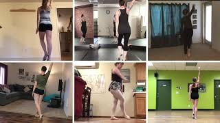 City of Eugene National Dance Week 2020 - Rebelle Ballet