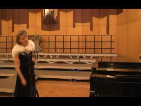 The highest female voice - russian opera singer SVETLANA FEODULOVA