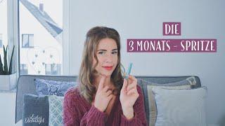 Spritze schwanger monats werden absetzen 3
