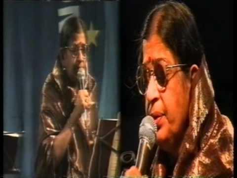 P. Susheela   Akulo akunai  ETA Manchester 1997