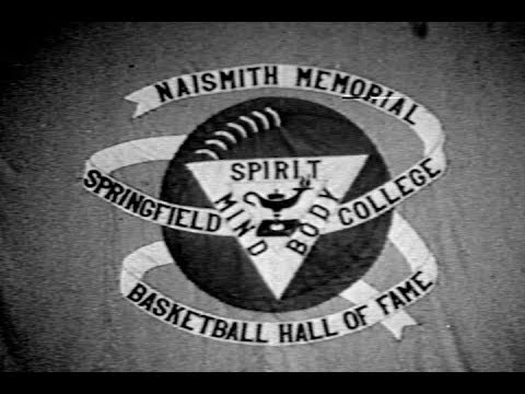 Basketball Commemoration Day - November 6,1961 at Springfield College