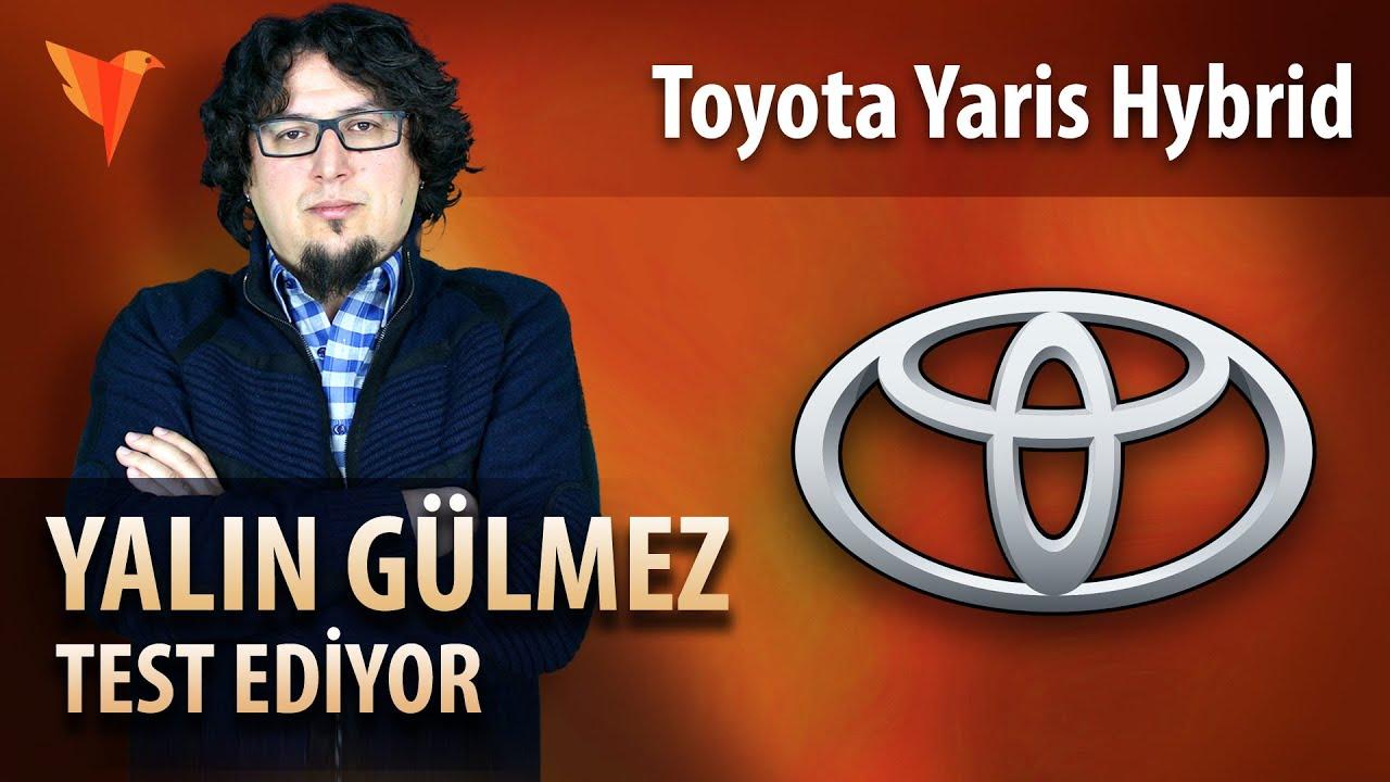 Toyota Yaris Hybrid Teknik özellikler Youtube