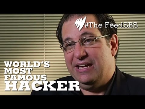 Kevin Mitnick: the world's most famous hacker I the Feed