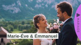 Mariage - Marie-Ève & Emmanuel (extraits)
