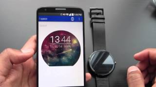 How To Use Facer for Custom Watch Faces (SmartWatch) screenshot 3