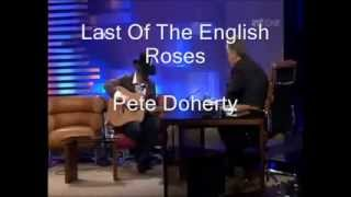 Last of the english roses (lyrics)
