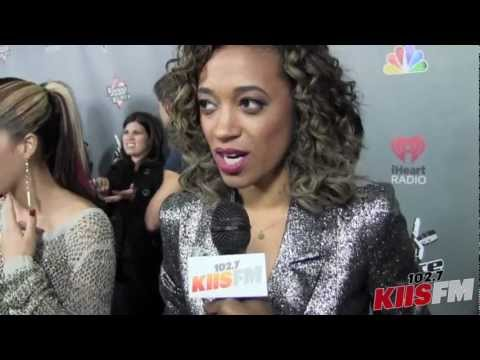 Red Carpet Coverage: The Voice Top 12 Party w/ T.J.