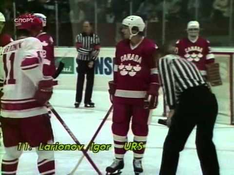 ЧМ по хоккею 1982г.   СССР - Канада