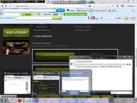 How To Download Crossfire In Ph.avi