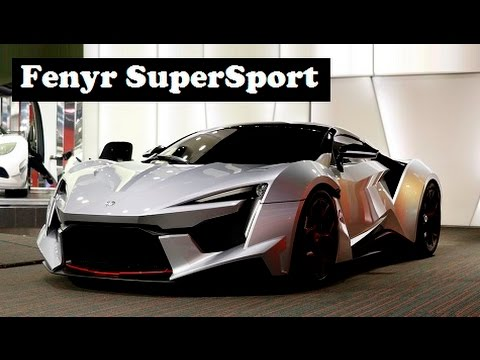 Fenyr SuperSport W Motors, ready for purchase but don't expect a something cheap, nonetheless