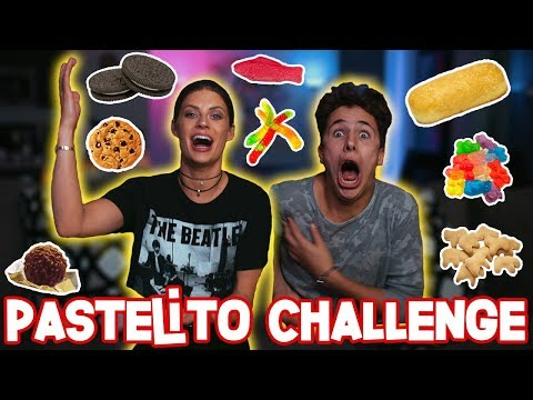 PASTELITO CHALLENGE ft. Hannah Stocking / Juanpa Zurita