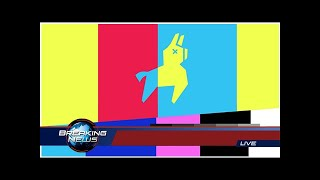 Les télévisions de Fortnite nous envoient un message en code morse