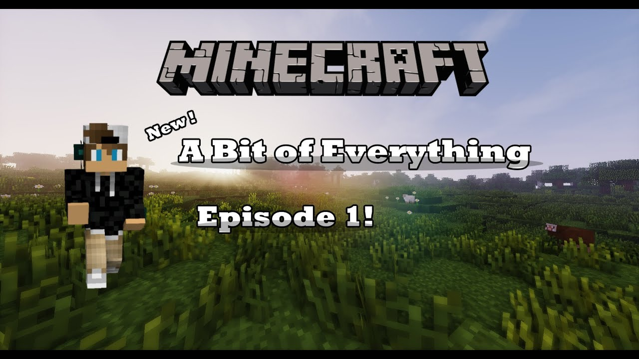 Welcome Back A Bit Of Everything Ep 1 Modpack Youtube