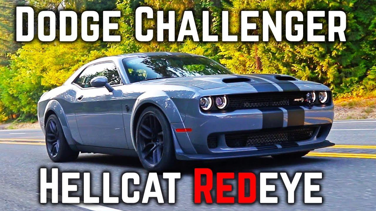 2019 Dodge Challenger SRT Hellcat Redeye wide body