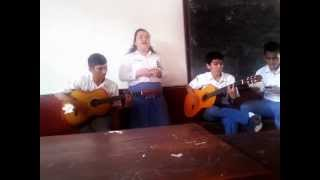 Rosemary ft gania Supergirl Accoustic Cover