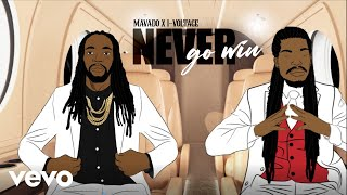 Mavado, IVoltage - Never Go Win (Official Animation)