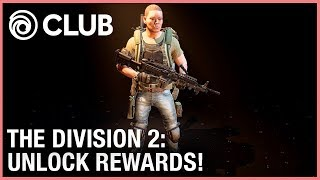 Ubisoft Club: Unlock Rewards for The Division 2 | Ubisoft [NA]