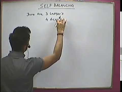 Self & Sectional Balancing - 1st Class