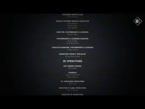 Mafia III - Credits
