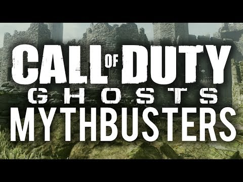 Call of Duty: Ghosts gets the Mythbusters treatment