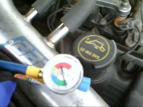 2006 Ford F 150 Fuel System Diagram How To Recharge The Ac 2002 Ford Mustang Youtube